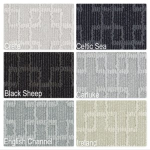 Doors Open Pattern Repeat Indoor Area Rug Collection