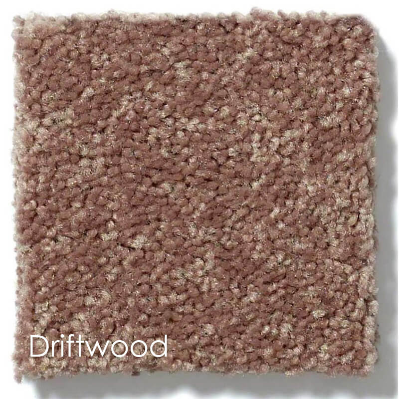 Dyersburg Cut Pile Indoor Area Rug Collection Driftwood