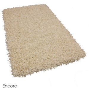 Tuftex Showbiz 1/2 Thick Shag Indoor Area Rug Collection Encore