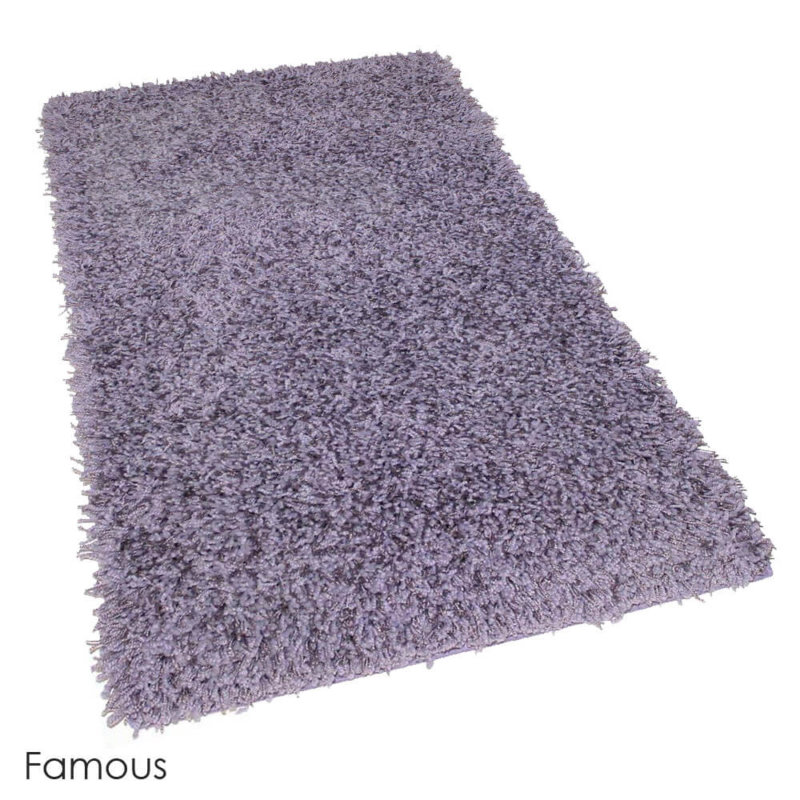 Tuftex Showbiz 1/2 Thick Shag Indoor Area Rug Collection Famous