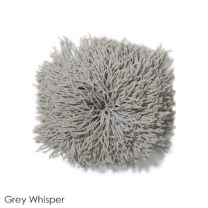 Tuftex Celeb 100oz Super Thick Shag Indoor Area Rug Grey Whisper