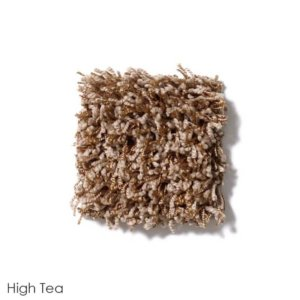 Uptown Girl Indoor Shag Carpet Area Rug Collection High Tea