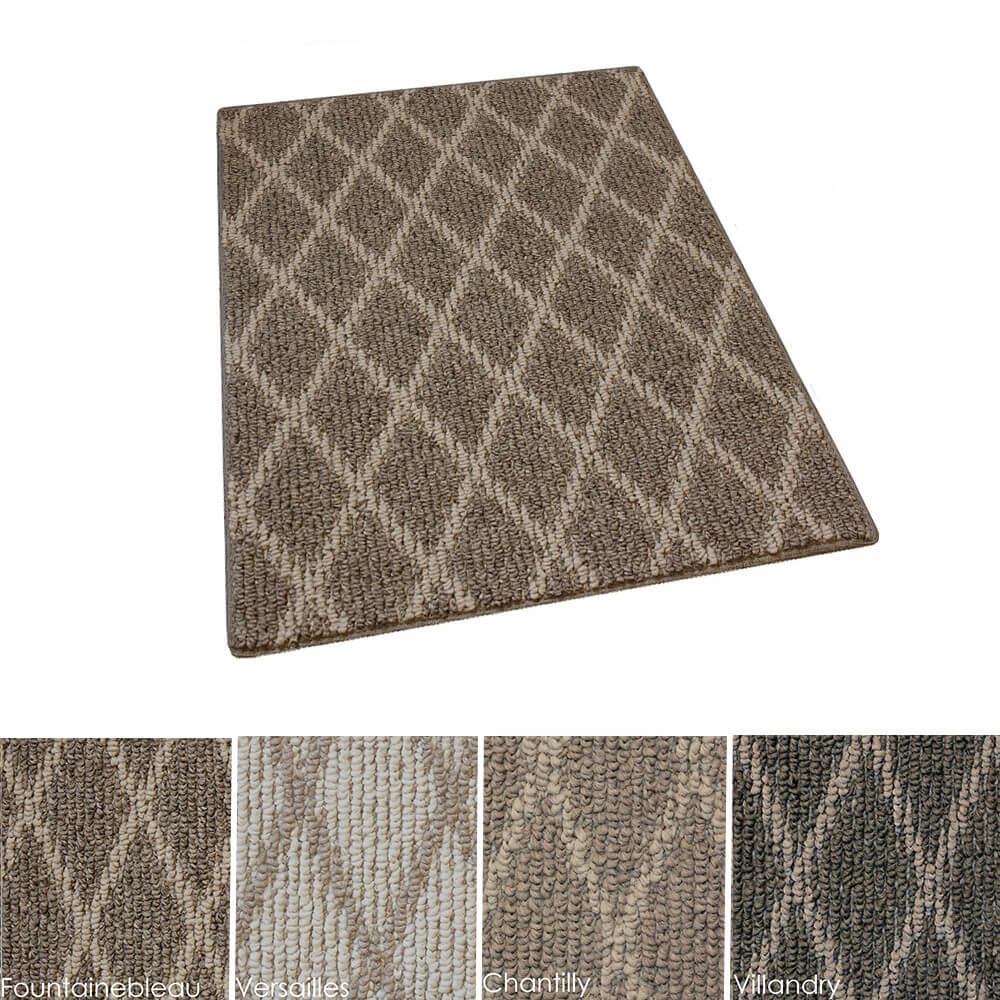 Jardin Indoor Berber Diamond Pattern Area Rug Collection