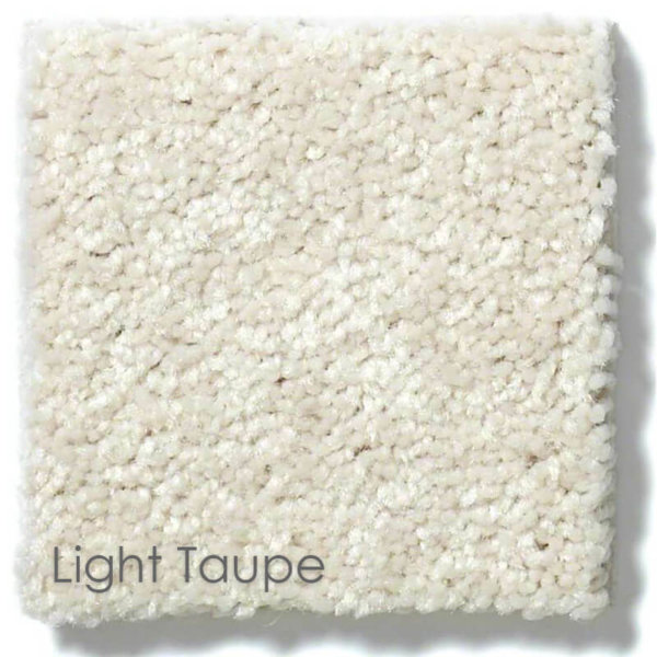"Dyersburg Cut Pile Indoor Area Rug Collection | 1/2"" Thick 30 oz. Durable Cut Pile Indoor Area Rug Multiple Colors Light Taupe"