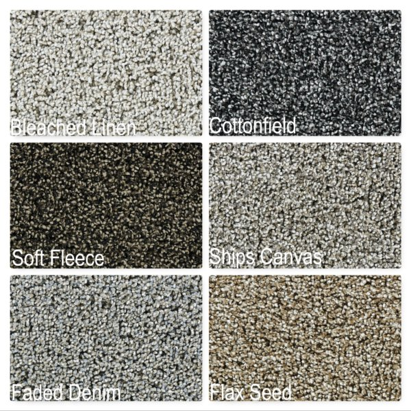Finespun Indoor Soft Cut Pile Area Rug Collection