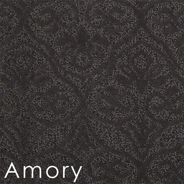 Modern Amenities Amory Custom Cut area rug