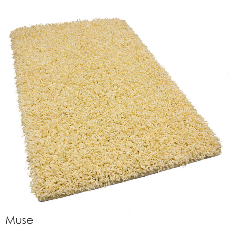 Tuftex Showbiz 1/2 Thick Shag Indoor Area Rug Collection Muse