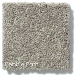 "Dyersburg Cut Pile Indoor Area Rug Collection | 1/2"" Thick 30 oz. Durable Cut Pile Indoor Area Rug Multiple Colors Pebble Path"