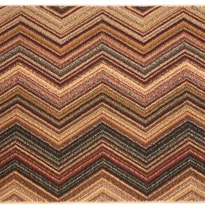 Kane Carpet Motivo Indoor Area Rug Art Deco Collection Permian Strata