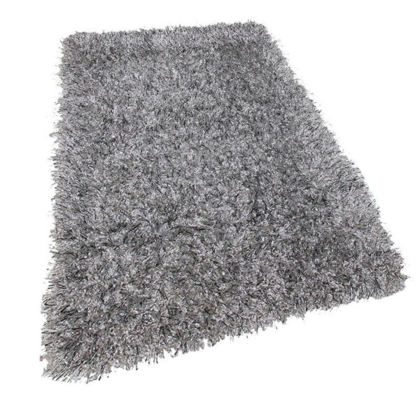 Kane Carpet Tempera Shag Ultra Soft Area Rug Shagtacular Collection Pyrite Rug