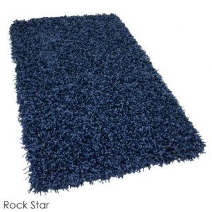 Tuftex Showbiz 1/2 Thick Shag Indoor Area Rug Collection Rock Star