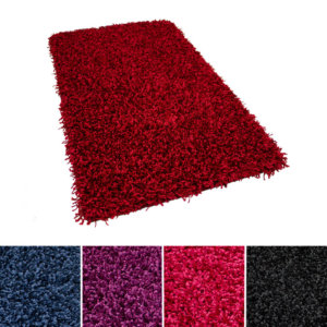 Tuftex Showbiz 1/2 Thick Shag Indoor Area Rug Collection