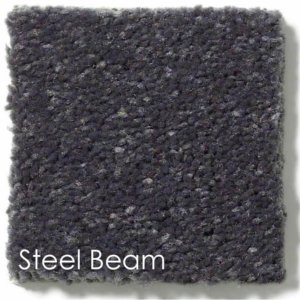 Dyersburg Cut Pile Indoor Area Rug Collection Steel Beam