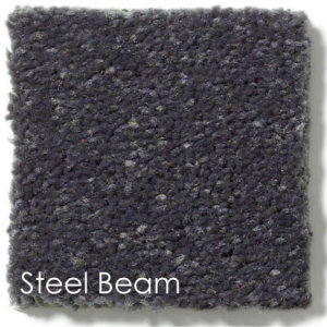 "Dyersburg Cut Pile Indoor Area Rug Collection | 1/2"" Thick 30 oz. Durable Cut Pile Indoor Area Rug Multiple Colors Steel Beam"