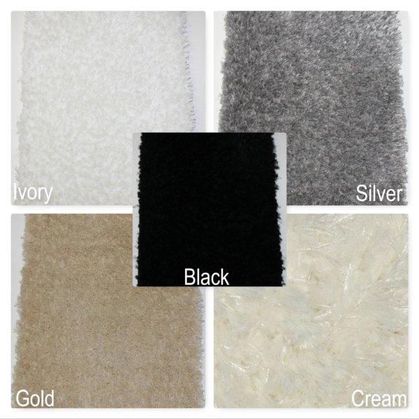 Kane Carpet Super Nova Ultra Soft Area Rug Shagtacular Collection