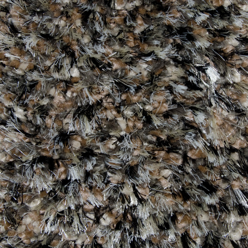 Kane Carpet Super Touch Ultra Soft Area Rug Shagtacular Collection