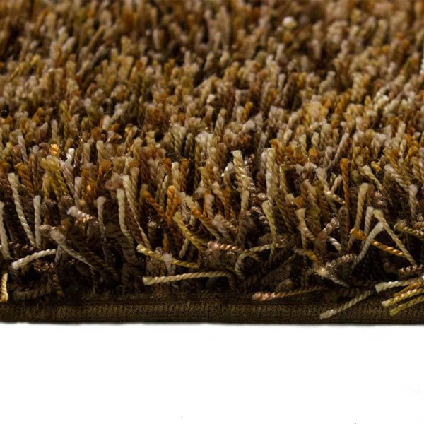 Tuftex Swag 75 oz Super Thick Shag Indoor Area Rug Collection Side