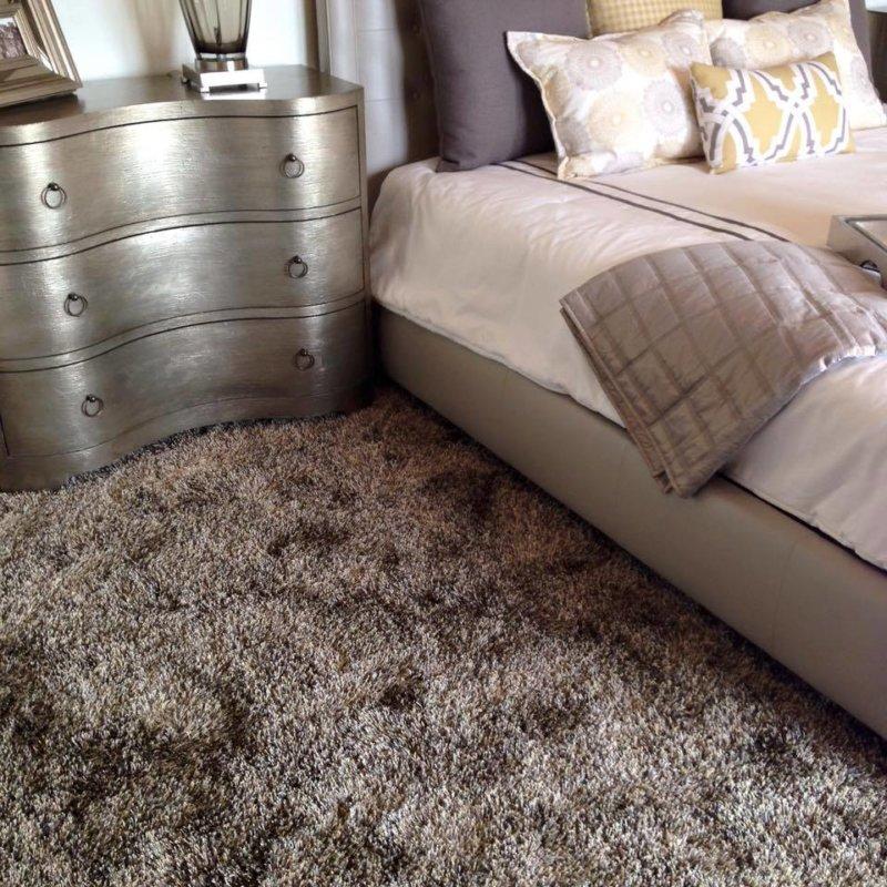 Swag luxury area rug
