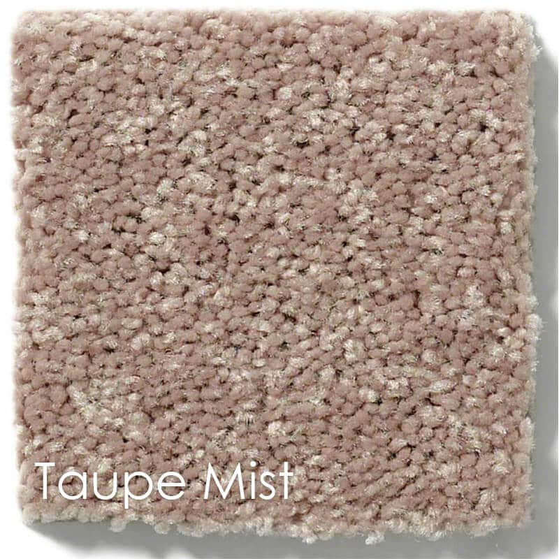 Dyersburg Cut Pile Indoor Area Rug Collection Taupe Mist