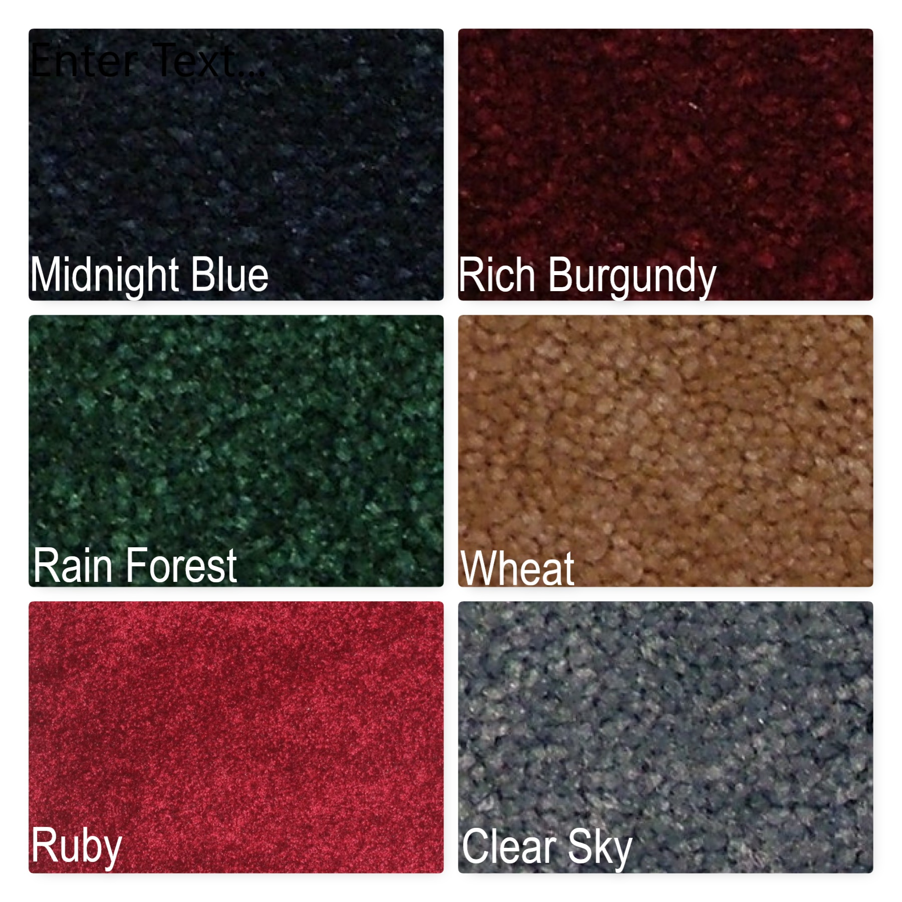 Treasure Textured Cut Pile Indoor Area Rug Collection | Treasure 36 Oz  Indoor Polyester Area Rug Multiple Colors