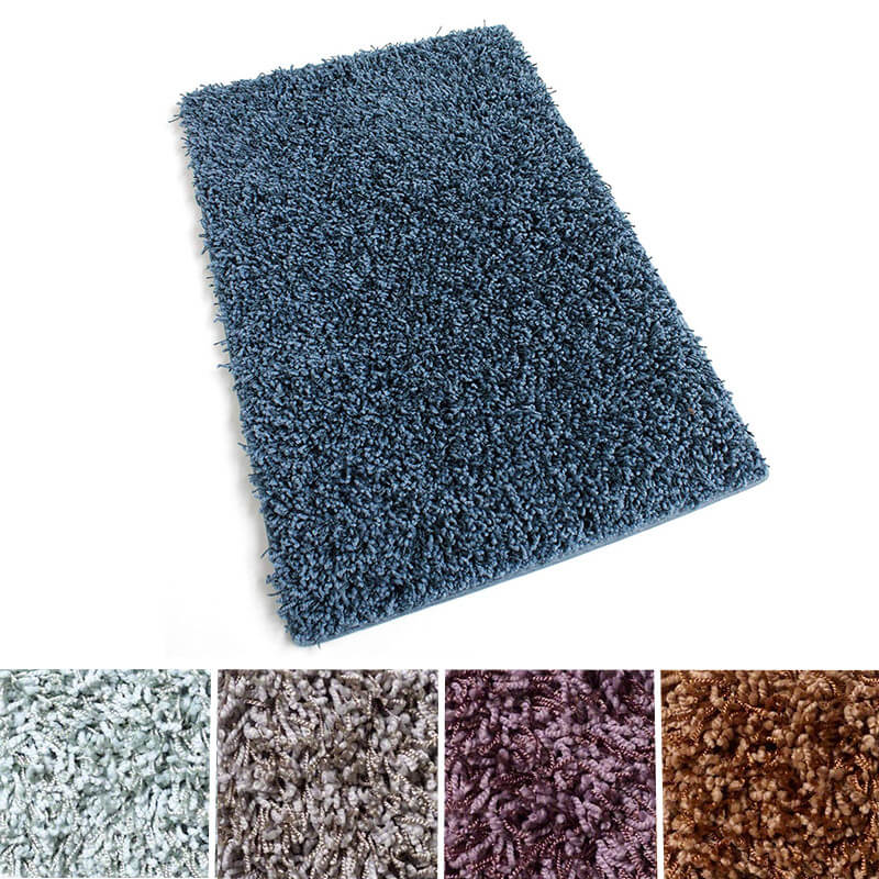 Uptown Girl Indoor Shag Carpet Area Rug Collection