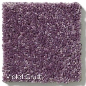 Dyersburg Cut Pile Indoor Area Rug Collection Violet Crush