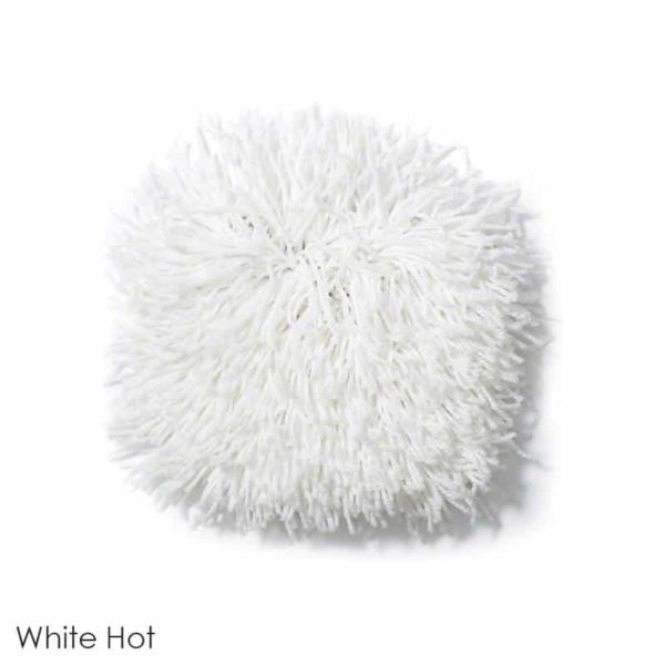 Tuftex Celeb 100oz Super Thick Shag Indoor Area Rug White Hot