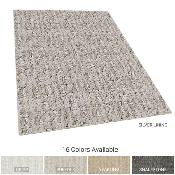 Luxe Classic Pattern Repeat Indoor Area Rug Collection