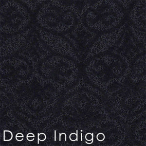 modern amenities deep indigo custom cut area rugs