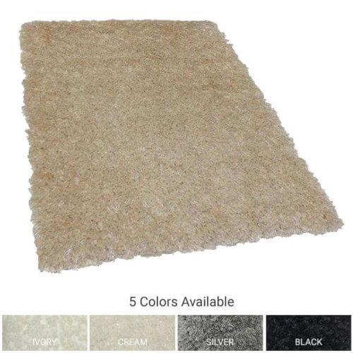 "Kane Carpet Super Nova Ultra Soft Area Rug Shagtacular Collection | 1.5"" Thick Ultra Shag Luxury Indoor Area Rug Mulitple Colors"