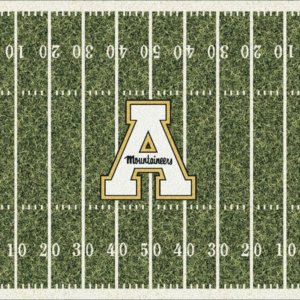 Appalachian State Mountaineers Area Rug