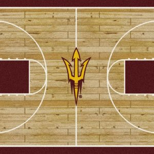 Arizona State Sun Devils Area Rug