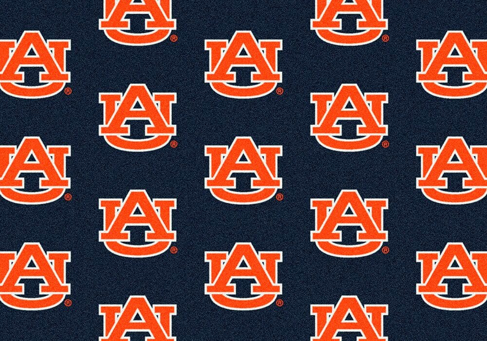 Auburn Tigers Area Rug Ncaa Tigers Area Rugs