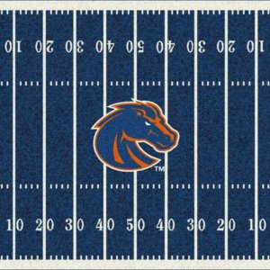 Boise State Broncos Area Rug
