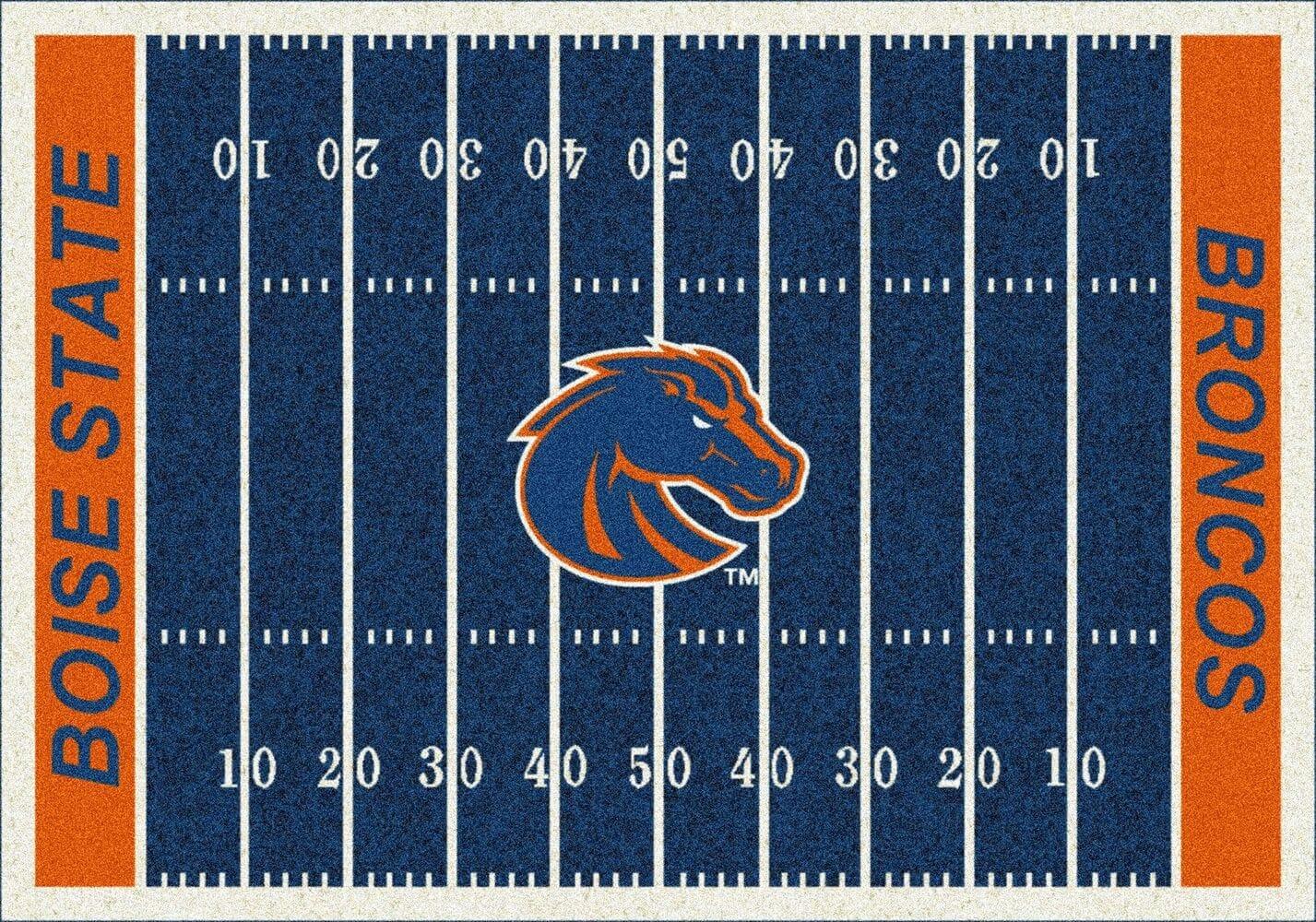 Boise State Broncos Area Rug