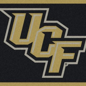 Central Florida Knights Area Rug