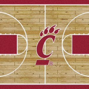 Cincinnati Bearcats Area Rug