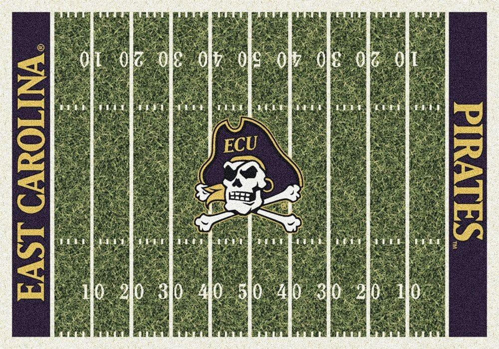 East Carolina Pirates Area Rug