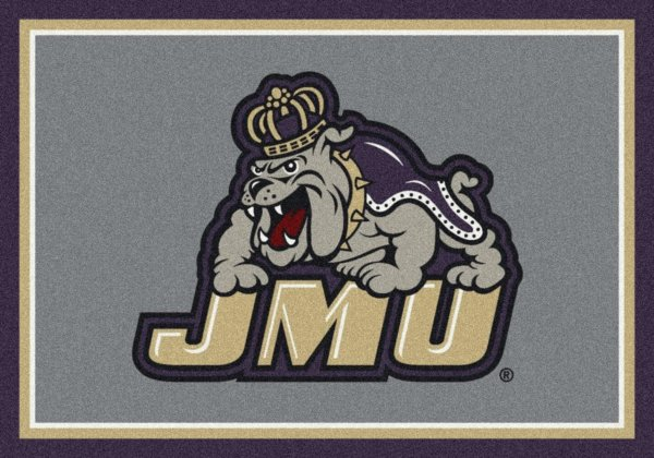 James Madison Dukes Area Rug