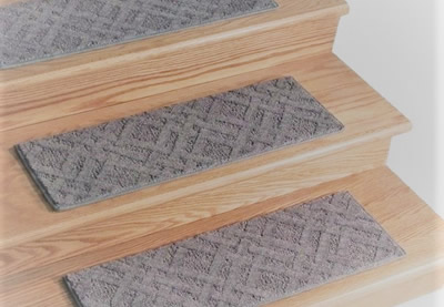 Stair Treads - Koeckritz Custom Rugs