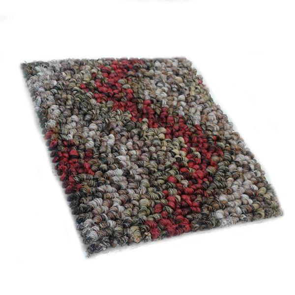 Waves Graphic Loop Indoor Outdoor Area Rug Carpet