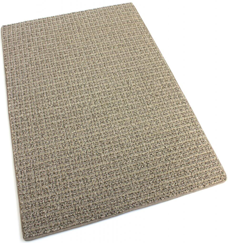 Crafted Woven Indoor Diamond Pattern Area Rugs