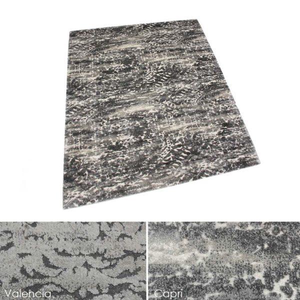 Kane CarpetEmphatic Plush Indoor Area Rug Ibiza Collection Collage