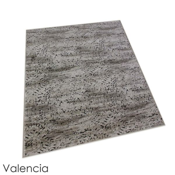 Kane CarpetEmphatic Plush Indoor Area Rug Ibiza Collection Valencia side