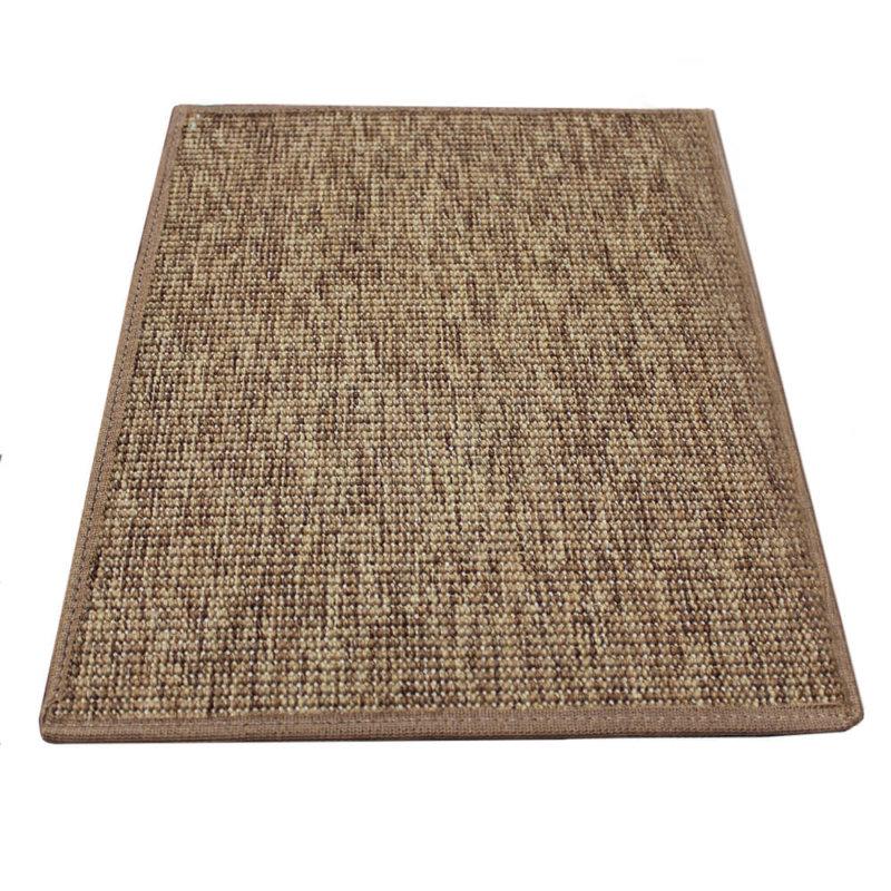Bonaire Custom Cut Indoor Outdoor Collection Bronze rug 2