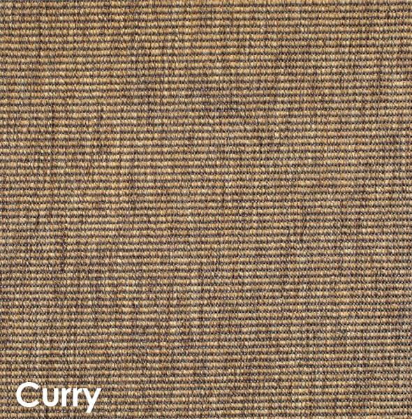 Luxurious Caravan Indoor/Outdoor Wear Ever Collection Curry