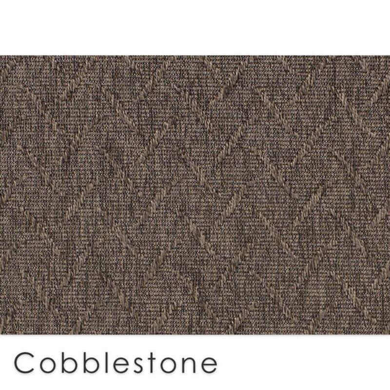 St Kitts Custom Cut Indoor Outdoor Collection Cobblestone