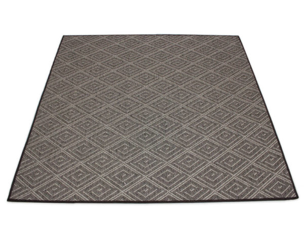 Curacao Custom Cut Economy Indoor Outdoor Collection Rug