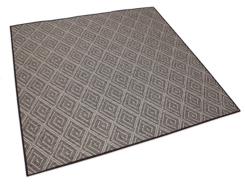 Curacao Custom Cut Economy Indoor Outdoor Collection Cobblestone rug