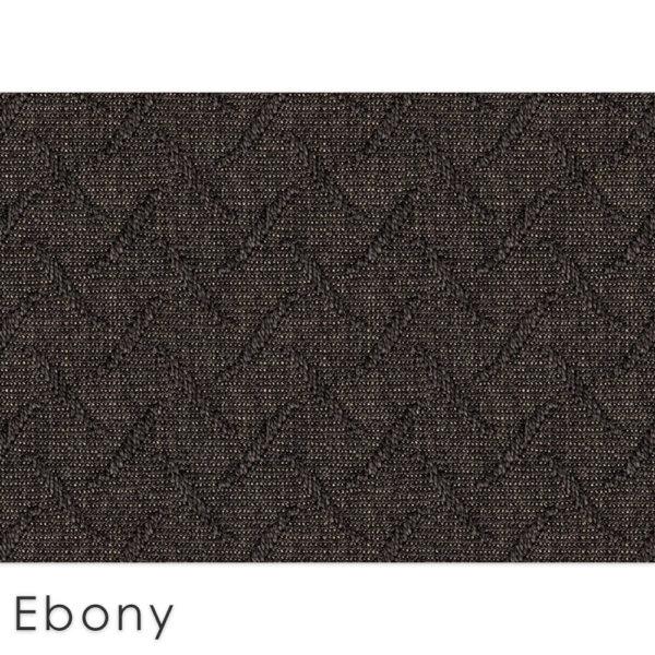 St Kitts Custom Cut Indoor Outdoor Collection Ebony